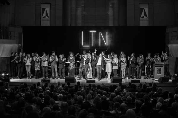 The Full cast of Light The Night 2012. Image by Blueprint Studios