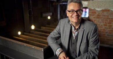Adelaide Festival Artistic Director David Sefton. Image: supplied