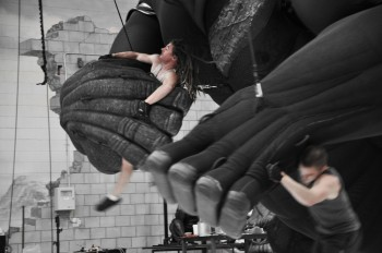 King Kong - Kings Men Testing session. Image Jurgen Oeltjenbruns