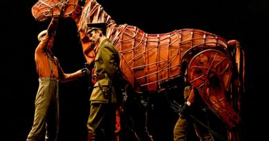 War Horse - Photographer David Wyatt
