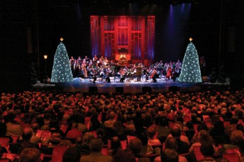 Adelaide Festival Centre 2012 Christmas Proms. Image; supplied