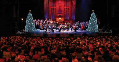 Adelaide Festival Centre 2012 Christmas Proms. Image; supplied