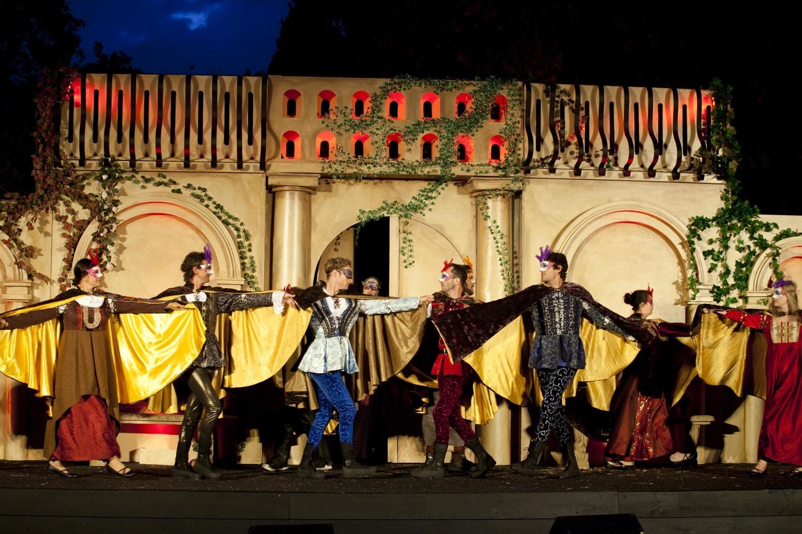 Australian Shakespeare Company: Romeo and Juliet