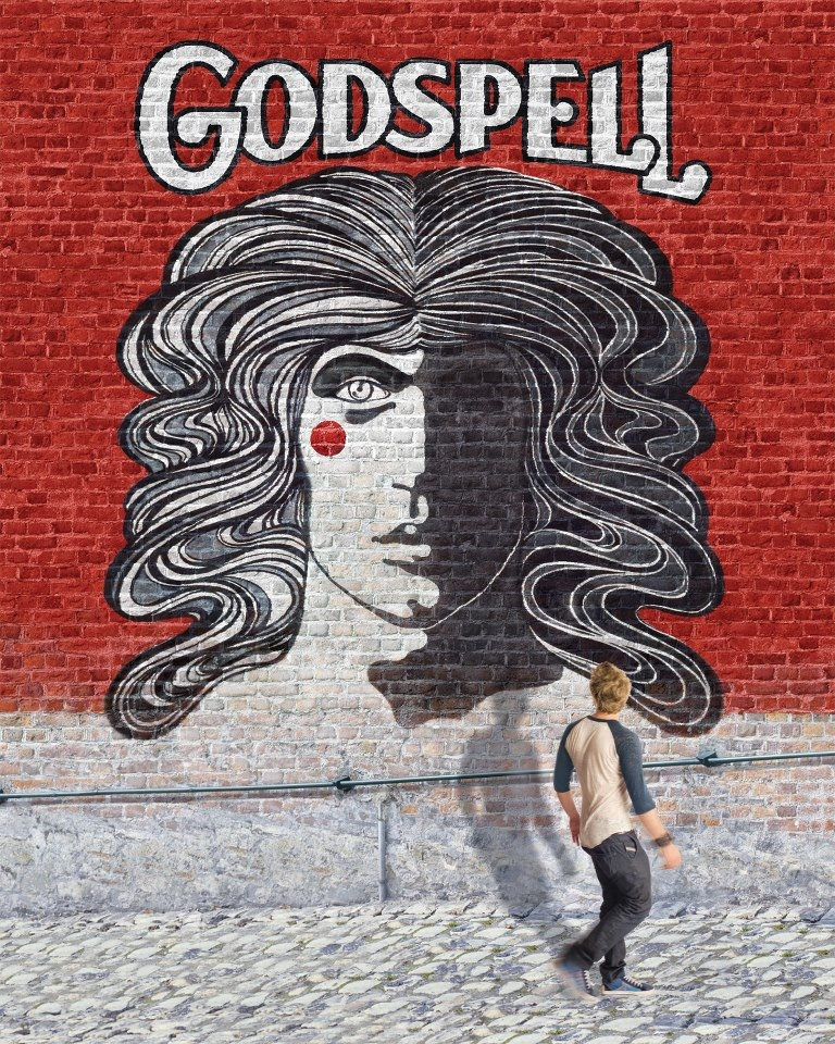 The National Theatre Company will present the Broadway revival production of Godspell as their first production