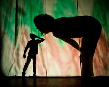 Patch Theatre Company's Me And My Shadow. Image: supplied