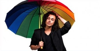 Tom Sharah will star in It's Raining Me. Image supplied