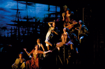 Lovely Ladies in Les Miserables. Image by Catherine Ashmore
