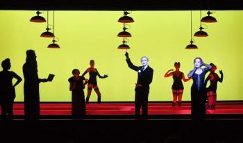 Threepenny Opera at the 2013 Perth Festival