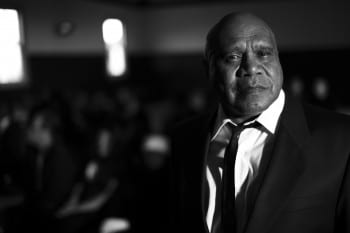 Archie Roach. Photo by James Henry.