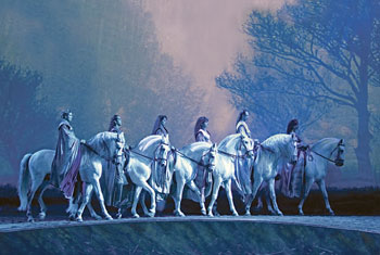 Cavalia: A Magical Encounter Between Human and Horse