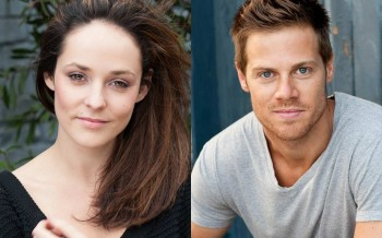 Lucy Maunder and Stephen Mahy will star as Rizzo and Kenickie in Grease