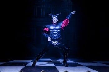 Todd McKenney in Orpheus in the Underworld