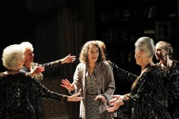 The Tivoli Lovelies with Helen Morse in Sundowner