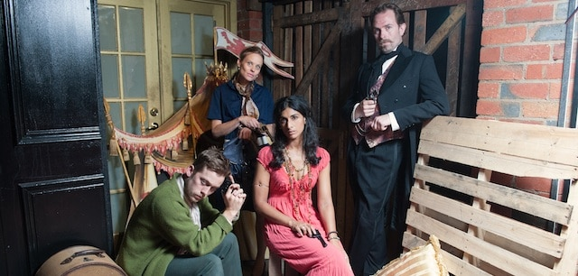 Opening this week, Assassins is to die for