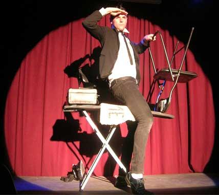 Trent Baumann as The Birdmann