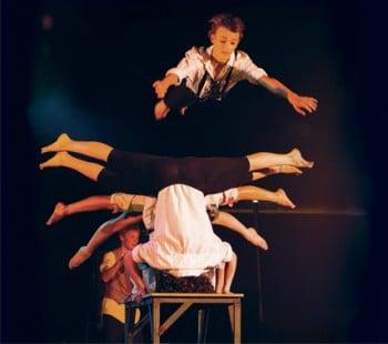 Flipside Circus - Identite