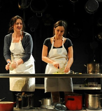 Food - La Boite Theatre