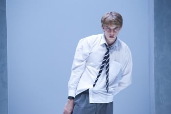 Harry Greenwood in Sydney Theatre Company's Fury.  By Lisa Tomasetti 2013