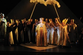 Opera Australia's Aida