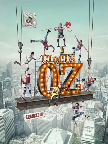 Circus Oz Cranked Up