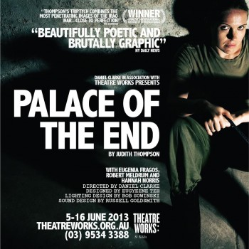 Palace at the End poster
