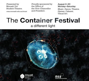 Container Festival poster