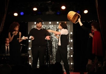 Forbidden Broadway takes on Sondheim.