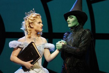 Lucy Durack and Jemma Rix. Image by Jeff Busby
