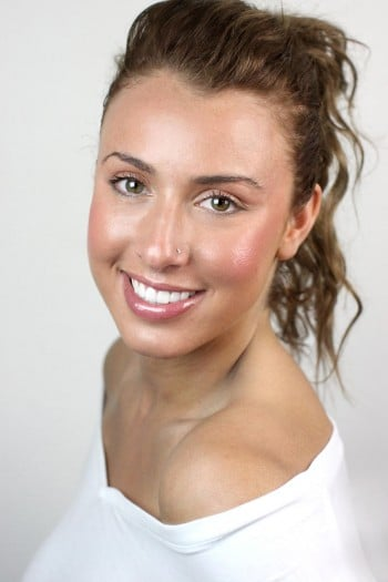 Andrea Arena will play Cha Cha in Grease