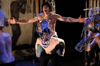Equus. Mockingbird Theatre