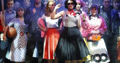 GREASE - Australian Tour