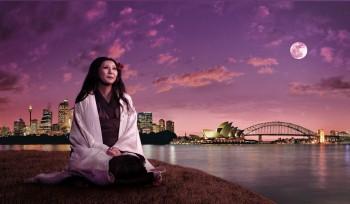 Handa Opera on Sydney Harbour 2014 - Madama Butterfly. Photo courtesy of Opera Australia