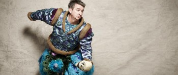 Damian Callinan in The Complete Works of William Shakespeare (Abridged)