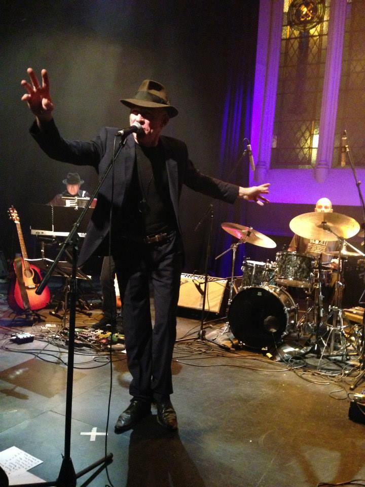 Stewart D'Arrietta in My Leonard Cohen