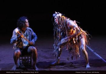 Kamahi Djordon King and Damion Hunter Photo:  Jeff Busby