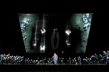 Das Rheingold, Opera Melbourne Ring Cycle 2013. Photo by Jeff Busby