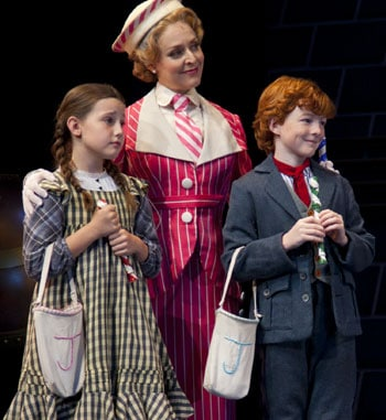 Rachael Beck as Truly Scrumptious in Chitty Chitty Bang Bang