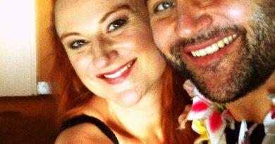 Marika Aubrey and Gyton Grantley