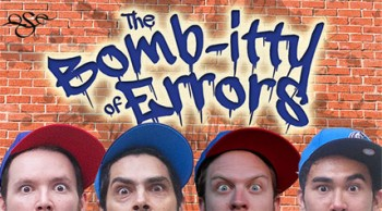 The Bomb-itty of Errors - Queensland Shakespeare Ensemble