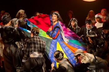 Joseph and the Amazing Technicolour Dreamcoat. Photo by David Duketis