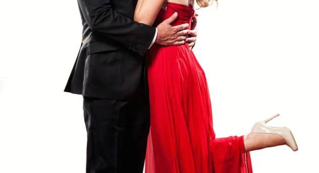 Lucy Durack and David Harris