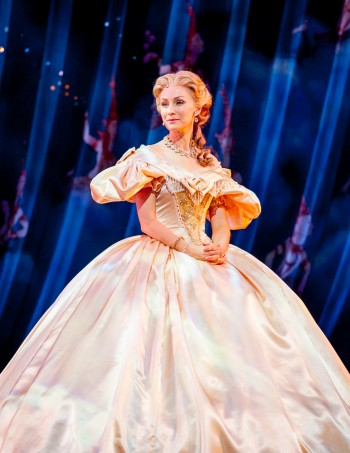 Lisa McCune as Anna Leonowens in Opera Australia's The King and I. Image by Oliver Toth