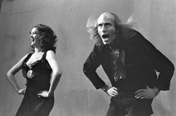 The Rocky Horror Show, 1973, Royal Court Theatre, photo Douglas Jeffery