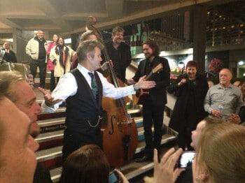 Paul McDermott and Band Adelaide Cabaret Festival 2013 Photo:  Hayley Horton