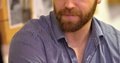 Simon Gleeson will star as Jean Valjean in Les Miserables. Image © 2014 Jim Lee