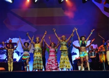 Cirque Mother Africa [Image Supplied]