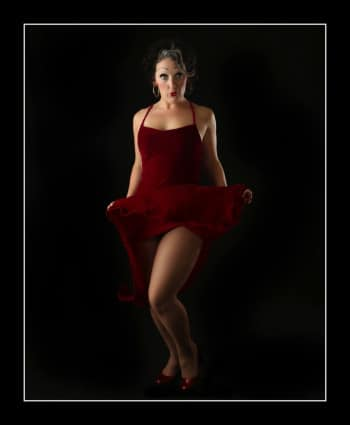 Laura McCulloc as Betty Boop