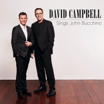 David Campbell Sings John Bucchino Cover. Image by Blueprint Studios