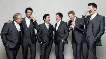 The King's Singers – The Great American Songbook