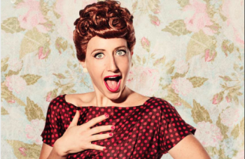 Elise McCann in Everybody Loves Lucy. Image by Blueprint Studios